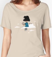 Lucy in The Sky With Diamonds Women's Relaxed Fit T-Shirt