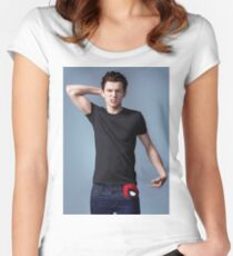 Tom Holland Women's Fitted Scoop T-Shirt