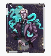 Steampunk meets Classic Actors - Vincent Price iPad Case/Skin