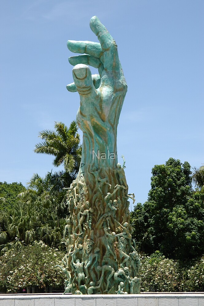 Holocaust Memorial - Miami  by Nala