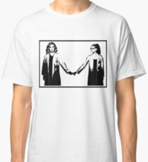 Cosima & Delphine - Cophine - Orphan Black Classic T-Shirt