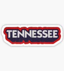 Tennessee State Sticker | Retro Pop Sticker