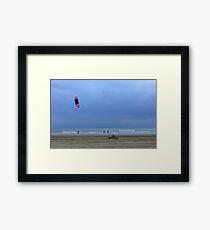 Westward Ho! Framed Print