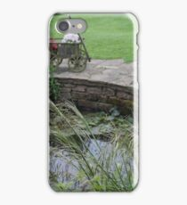 Peace and Tranquility Pond iPhone Case/Skin