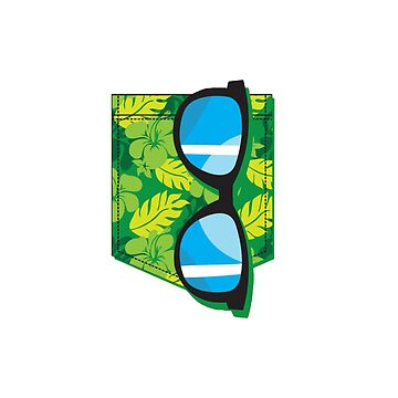 Sunglasses pockets by elizmoonz