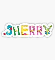 Sherry Sticker