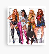 LM power Canvas Print