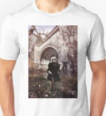 2B Forest Castle Cosplay T-Shirt