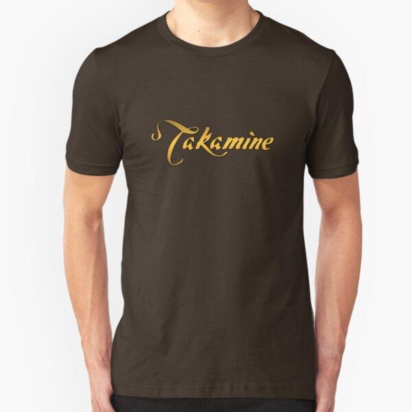 Takamine Gold Slim Fit T-Shirt