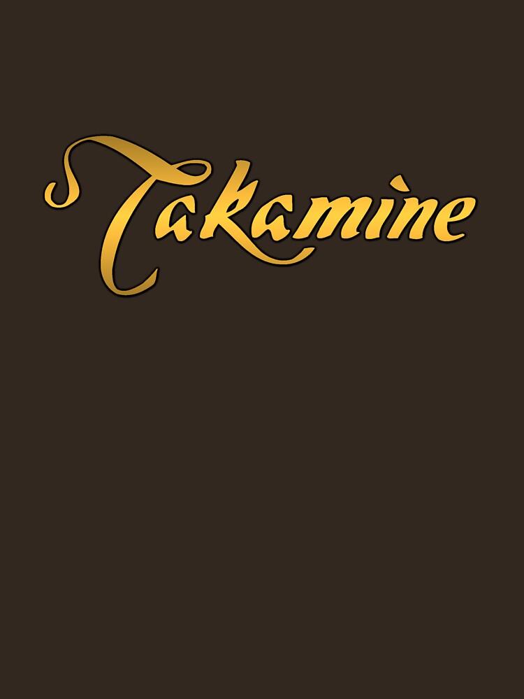 Takamine Gold by vikisa