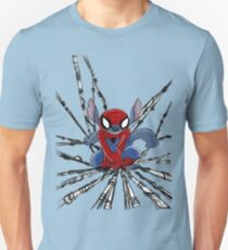 The Amazing Spider-Stitch Unisex T-Shirt