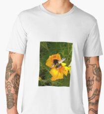 Busy Bumble Bee Men's Premium T-Shirt