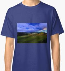The Inca-Canari Ruins At Ingapirca III Classic T-Shirt