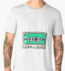 Retro - Cassette Men's Premium T-Shirt