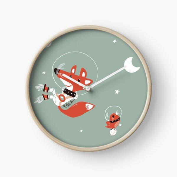 Spacefox Horloge