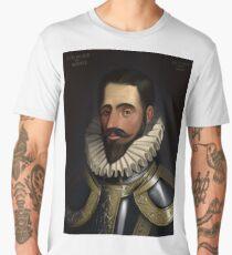 Luis Pachedo de Narváez Men's Premium T-Shirt