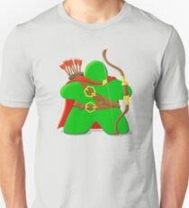 Ranger Meeple Slim Fit T-Shirt