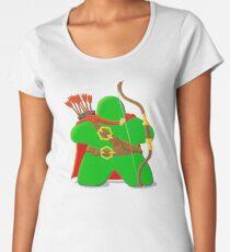 Ranger Meeple Premium Scoop T-Shirt