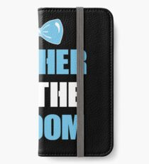 FATHER OF THE GROOM iPhone Wallet/Case/Skin
