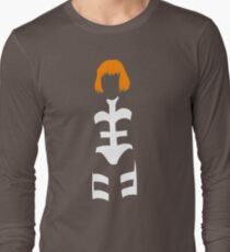 The Fifth Element - Leeloo silhouette T-Shirt