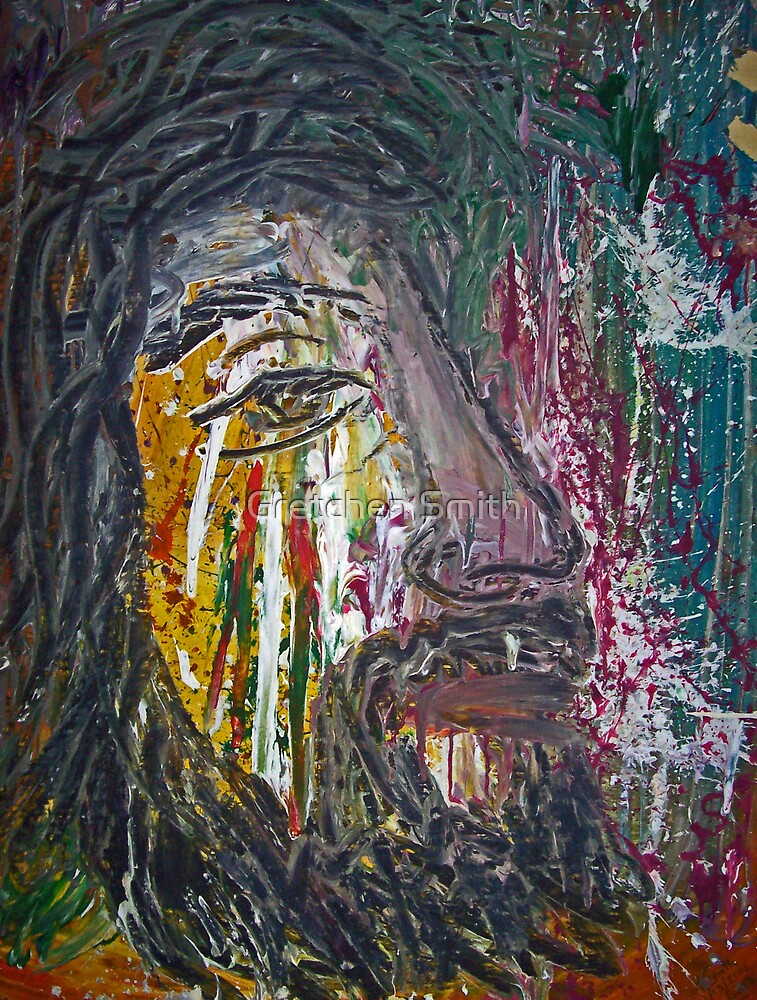 Jesus Wept by Gretchen Smith