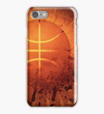 Grunge Basketball iPhone Case/Skin
