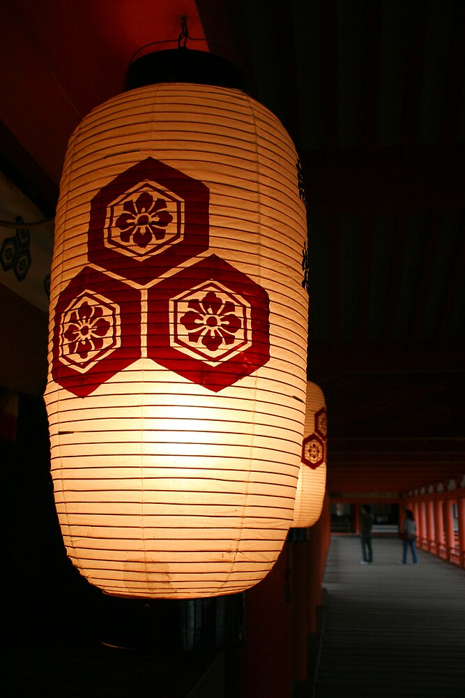 lantern by Gail Davison