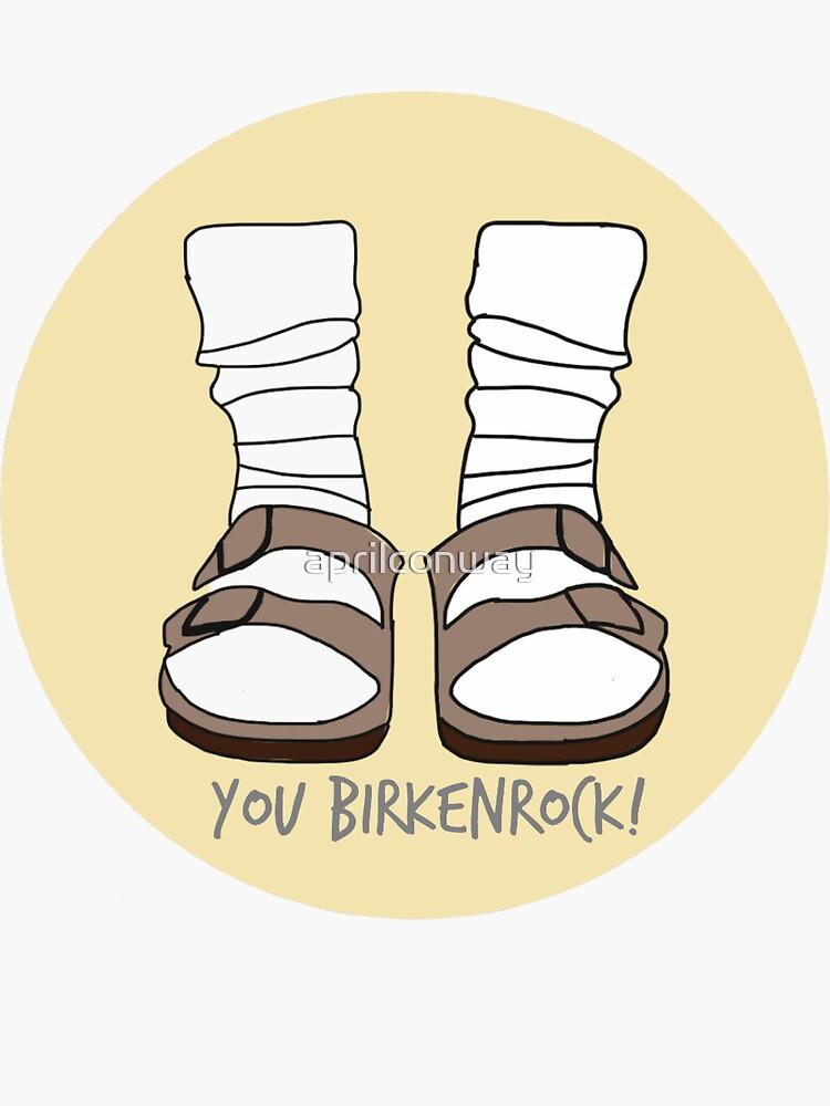tu birkenrock amarillo de aprilconway