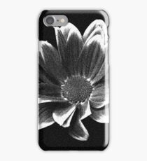 Margriet Flower Drawing iPhone Case/Skin