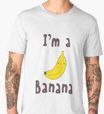 I'm a Banana Men's Premium T-Shirt