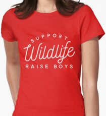 Support Wildlife Raise boys T-Shirt