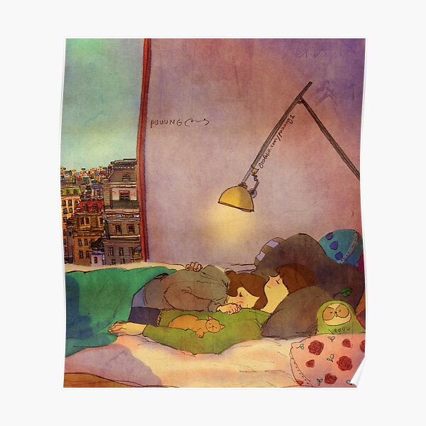 Nap together Poster