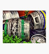 barrels Photographic Print
