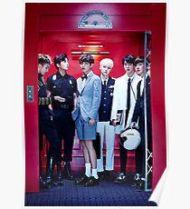 BTS DOPE Poster