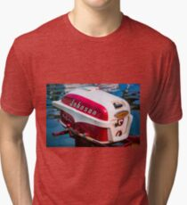 Antique Boat Show 6 Tri-blend T-Shirt