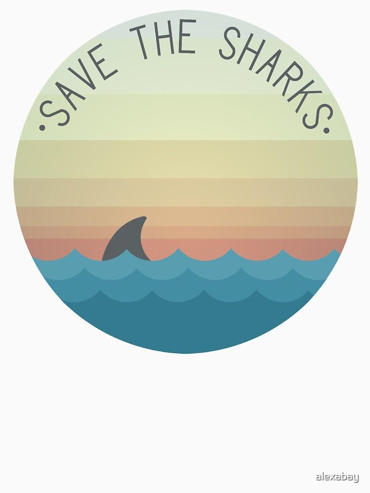 Save the Sharks by alexabay