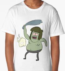 Muscle Man & Hi-Five Ghost Long T-Shirt