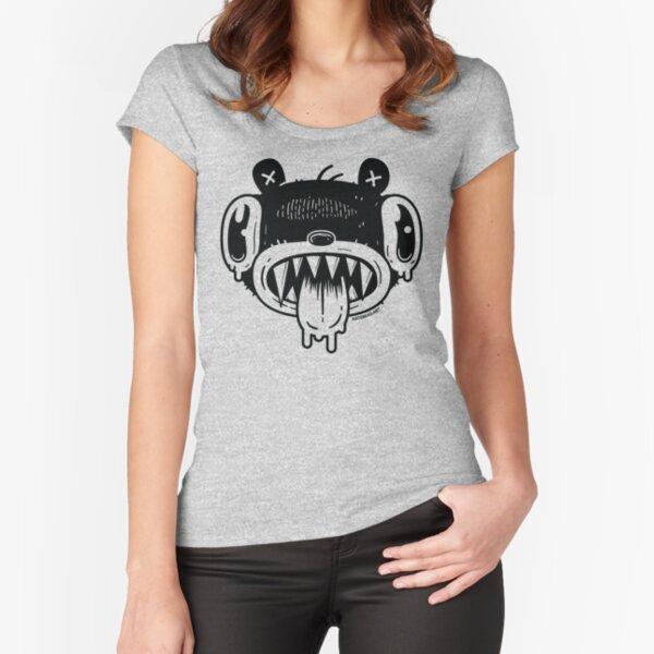 Girlie Nightmare Before Christmas T-Shirt schwarz - Jack Face Men