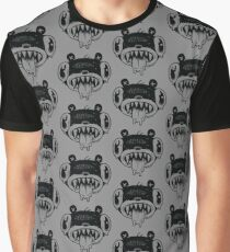 Noodle Bear Face Graphic T-Shirt