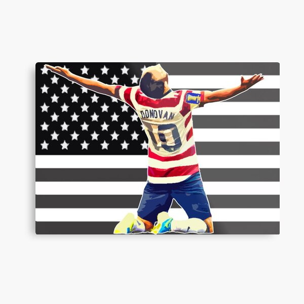 United States of Donovan Metal Print