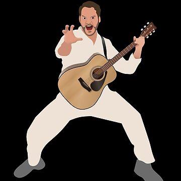 Johnny Karate- Superstar! by solublepeter