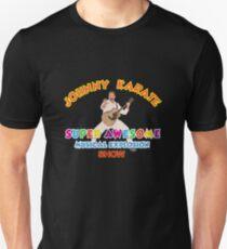 Johnny Karate ist genial! Slim Fit T-Shirt