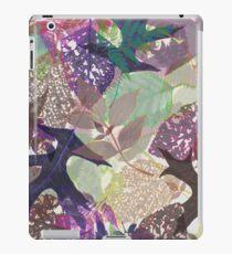 Deciduous Delight Number Four iPad Case/Skin