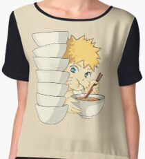 Naruto Women's Chiffon Top