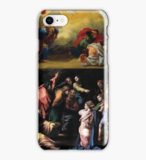 The Transfiguration Mushroom - Composite Transfiguration of Jesus Christ Yeshua iPhone Case/Skin