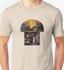 The Transfiguration Mushroom - Composite Transfiguration of Jesus Christ Yeshua T-Shirt