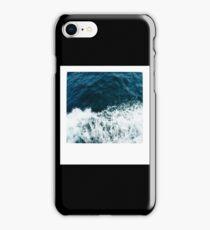 Ocean Polaroid iPhone Case/Skin