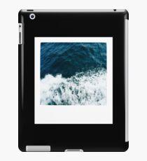 Ocean Polaroid iPad Case/Skin