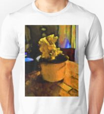Leaning Ice Cream of Gold T-Shirt