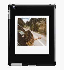 Road Trip Polaroid iPad Case/Skin